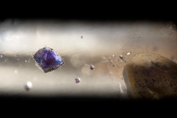 fluorite-in-quartz