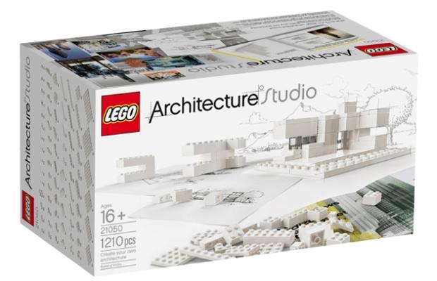 1-Lego Architecture Studio