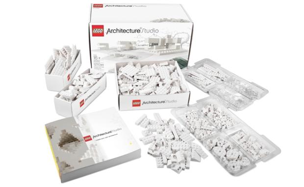 2-Lego Architecture Studio